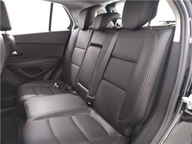 Chevrolet Tracker 1.4 16v turbo flex midnight automático - Foto 11