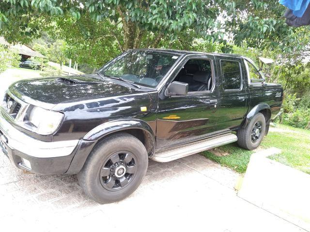 Frontier 2000/2001 3.2 turbo diesel