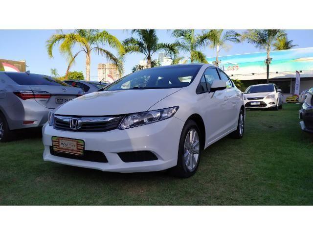 Civic Sedan LXS 1.8 Flex Mec. 4P - Foto 2