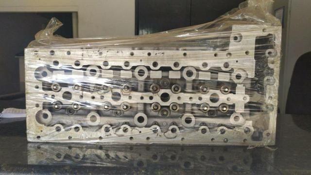 Cabeçote diesel iveco 3.0 ano 2014