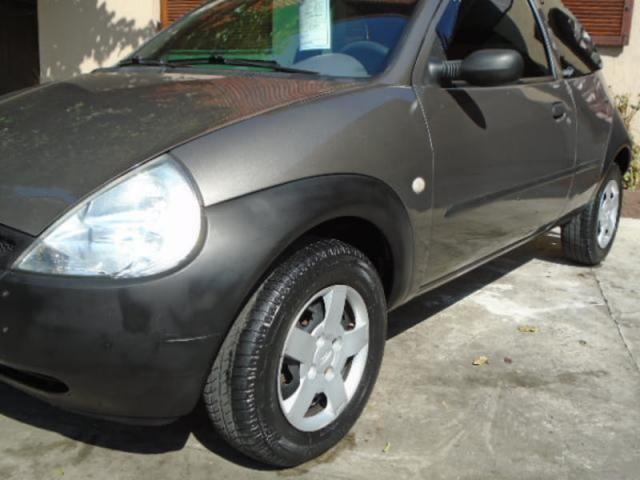 Ford Ka GL 1.0 Zetec Rocam Em Excelente Estado - Foto 8