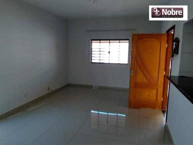 Casa com 3 dormitórios sendo 2 suite à venda, 129 m² por R$ 280.000,00 - Plano Diretor Sul - Foto 3