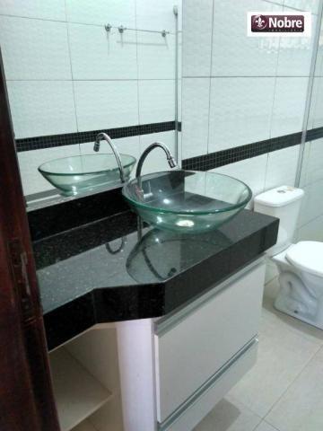 Casa com 3 dormitórios sendo 2 suite à venda, 129 m² por R$ 280.000,00 - Plano Diretor Sul - Foto 12