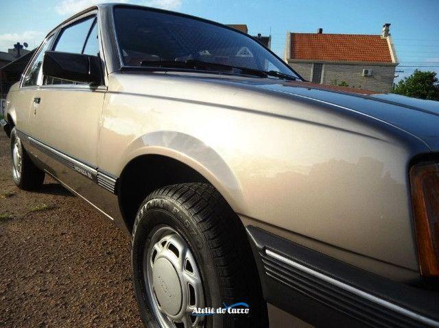 Monza SL 1990 1.8 Marrom Alabama - Rara originalidade e integridade. Vale a pena ver! - Foto 5