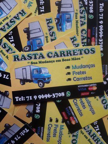 MUDANÇAS / CARRETOS / BARATO / CAPITAL E INTERIOR  - Foto 3