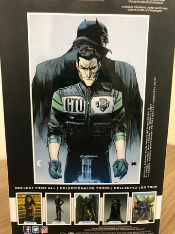 Boneco The Joker White Knight Dc Comics Multiverse Mcfarlane - Foto 2