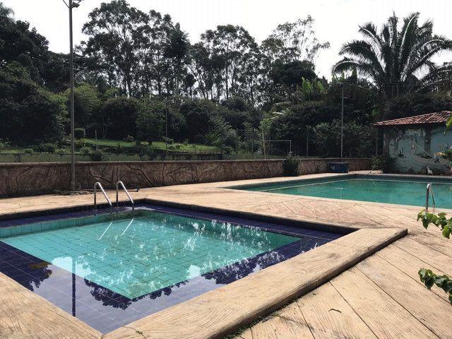 Aluguel quadra com piscina/churrasq - Foto 2