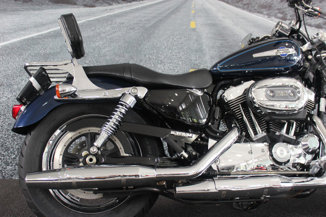 Harley davidson xl 1200 custom 2014/2014 - Foto 12