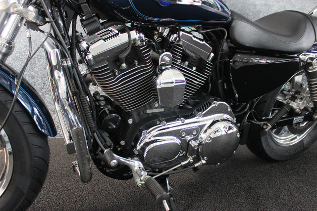 Harley davidson xl 1200 custom 2014/2014 - Foto 9