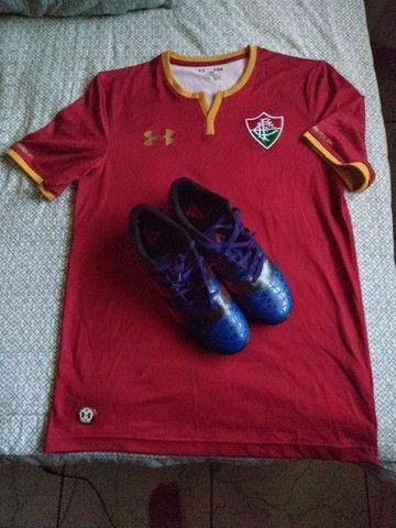 Camisa do Fluminense Under - Foto 2