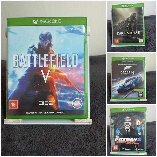 Jogos XBOX ONE e PS4 - Foto 2