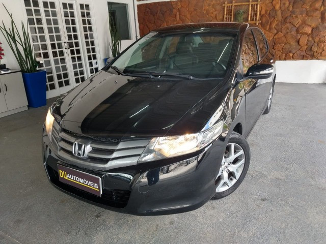 Honda City City EX 1.5 16V (flex) (aut.)