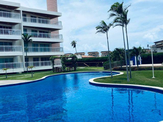 Apartamento três quartos, alto padrão, lazer completo, Porto das Dunas! - Foto 8