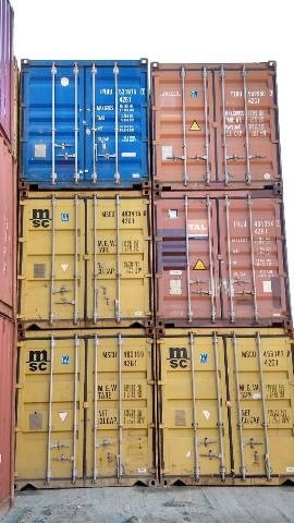 Container padrão 6 e 12 metros  - Foto 2