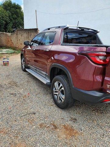 Fiat touro vulcano a diesel  a mais nova da Bahia  - Foto 2