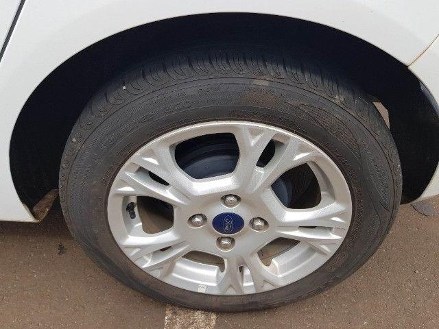 Ford Fiesta hatch 1.6 flex automático completo - 2014 - Foto 5