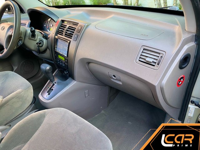 Hyundai Tucson  GLS / 2.0 flex Aut / Extra!  - Foto 11