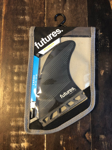Quilhas Futures Fins Legacy Series f8 Large