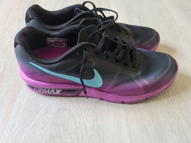Tênis Nike Airmax original feminino 39