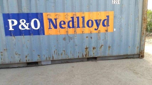Container padrão 6 e 12 metros  - Foto 4