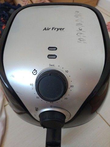 Aifryer Multilaser semi nova voltagem 110. - Foto 4