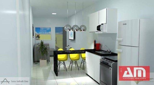 Residencial com 6 casas com excelente localização e acesso por rua calçada e uma vista exc - Foto 5