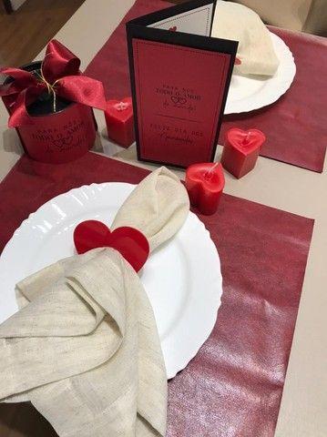 Kit Jantar Dia dos Namorados - Foto 2