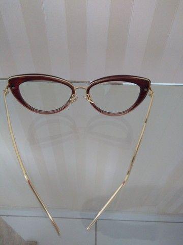 Armação de óculos feminina nova - Foto 2