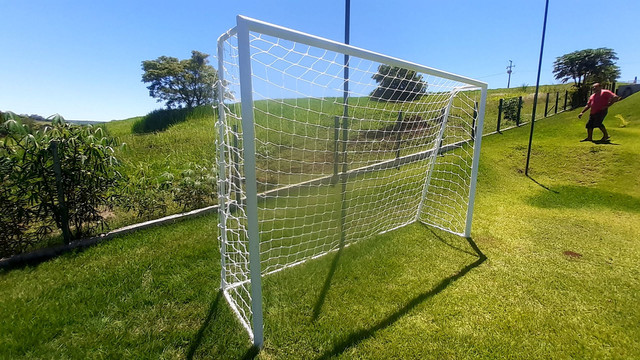 Trave de futebol mod. futsal - Foto 2