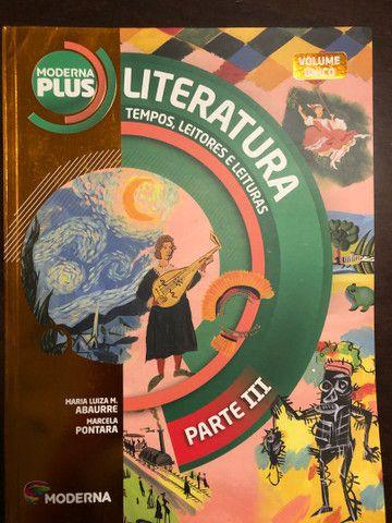 Literatura Moderna Plus vol único