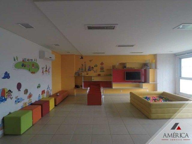 Apartamento Ed. Belle Vie, 110 m², 3/4 sendo 01 suíte no Jardim das Américas. - Foto 3