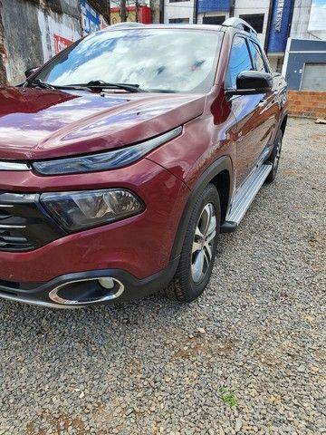 Fiat touro vulcano a diesel  a mais nova da Bahia  - Foto 3