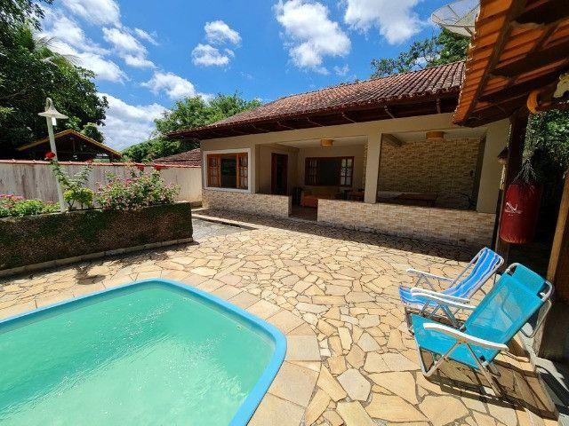 Casa com Piscina na Cachoeira de Pentagna - Valença RJ - Foto 12