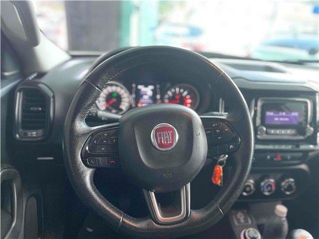 Fiat Toro 2018 2.0 16v turbo diesel freedom 4wd manual - Foto 11