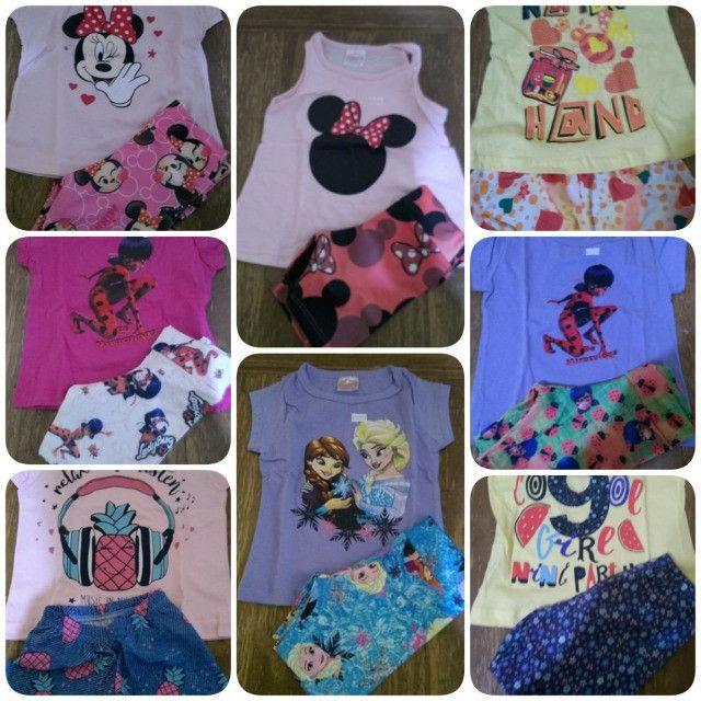 Lote roupa infantil - Foto 2