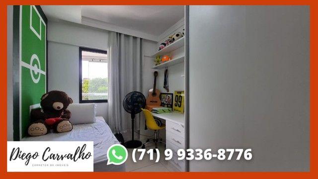 Bosque Patamares - Apartamento impecável 2 quartos, sendo uma suíte em 65m²  - (R2) - Foto 12