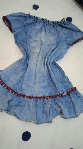 Lote de roupas de menina - Foto 6