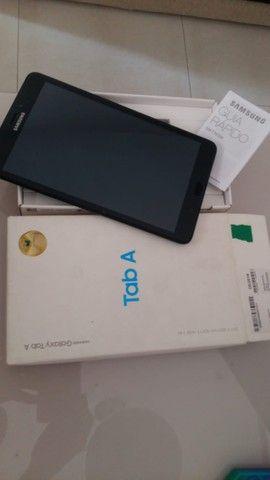 Tablet Samsung Galaxy Tab A 2017 SM-T385, 8Pol, 16gb, 2gb, Tel 4G, Nota fiscal,conservado. - Foto 4