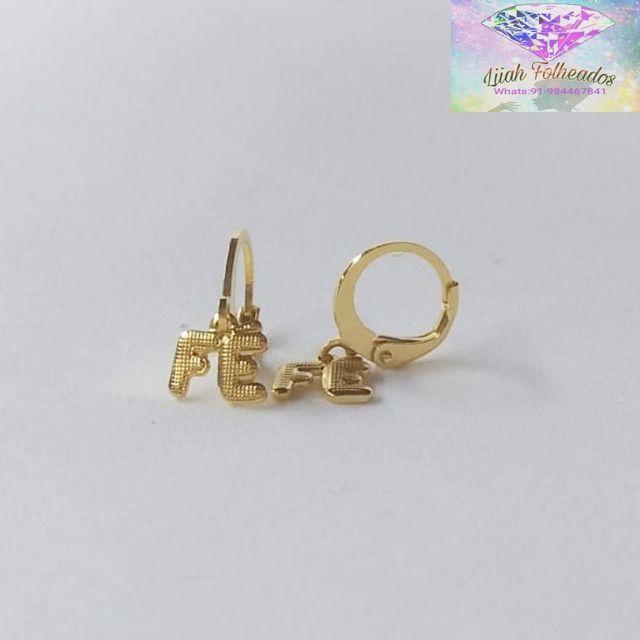 Semi jóias e folheados - Foto 2