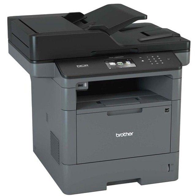 Impressora Multifuncional Laser MFC L6702DW, Monocromática, Impressão Duplex, Wi-fi - Foto 2