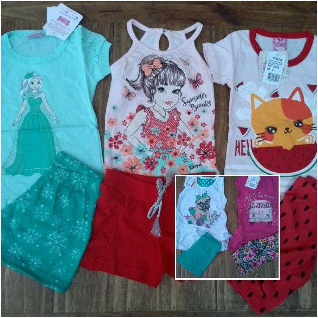 Lote roupa infantil - Foto 3