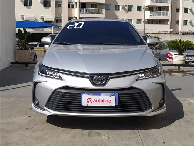Toyota Corolla 2020 2.0 vvt-ie flex xei direct shift
