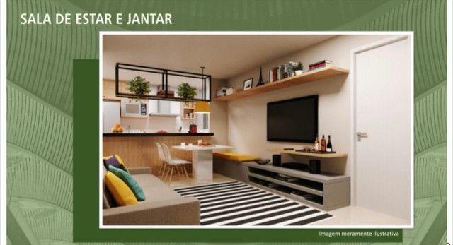 Apartamento com suíte -1ª locação  - Foto 2