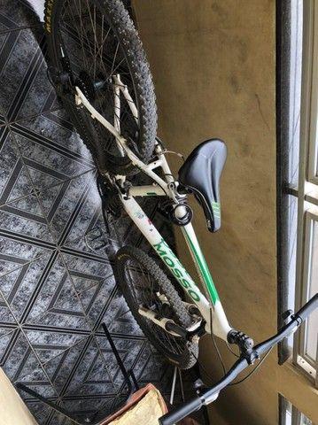Bike Mountain bike Mosso 21V Semi Nova Shimano Aro 26 - Foto 3
