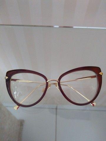 Armação de óculos feminina nova - Foto 5