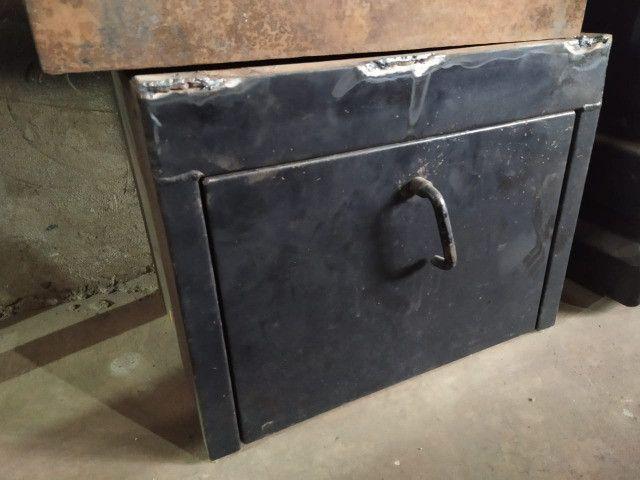 Caixa de Ferramentas em Ferro para Caminhão