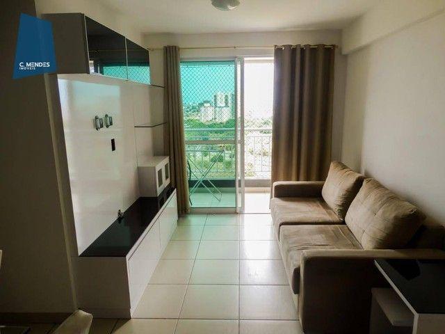 Apartamento com 3 dormitórios à venda, 60 m² por R$ 440.000,00 - Fátima - Fortaleza/CE - Foto 4