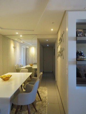 Apartamento três suítes, projetado, andar privilegiado! - Foto 16