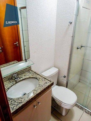 Apartamento com 3 dormitórios à venda, 60 m² por R$ 440.000,00 - Fátima - Fortaleza/CE - Foto 9