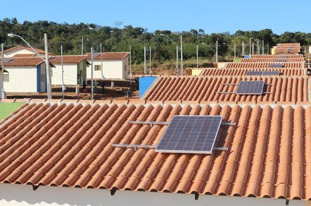 Solar barata. garantia 25 anos
